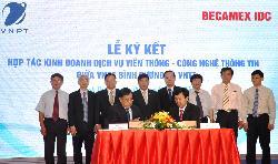 VNPT hợp tác với Becamex phát triển VT-CNTT ở Bình Dương